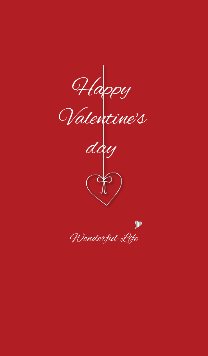 Happy Valentine's Day Silver.