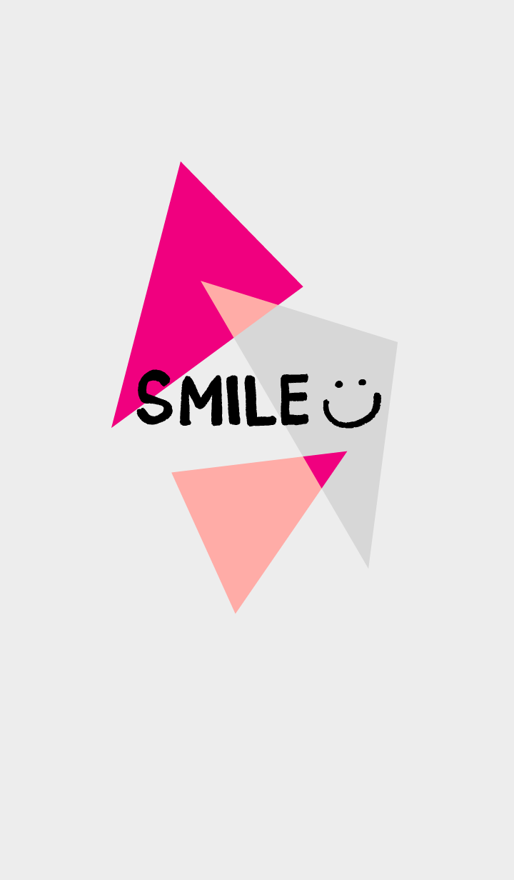 The pink triangle - smile13-