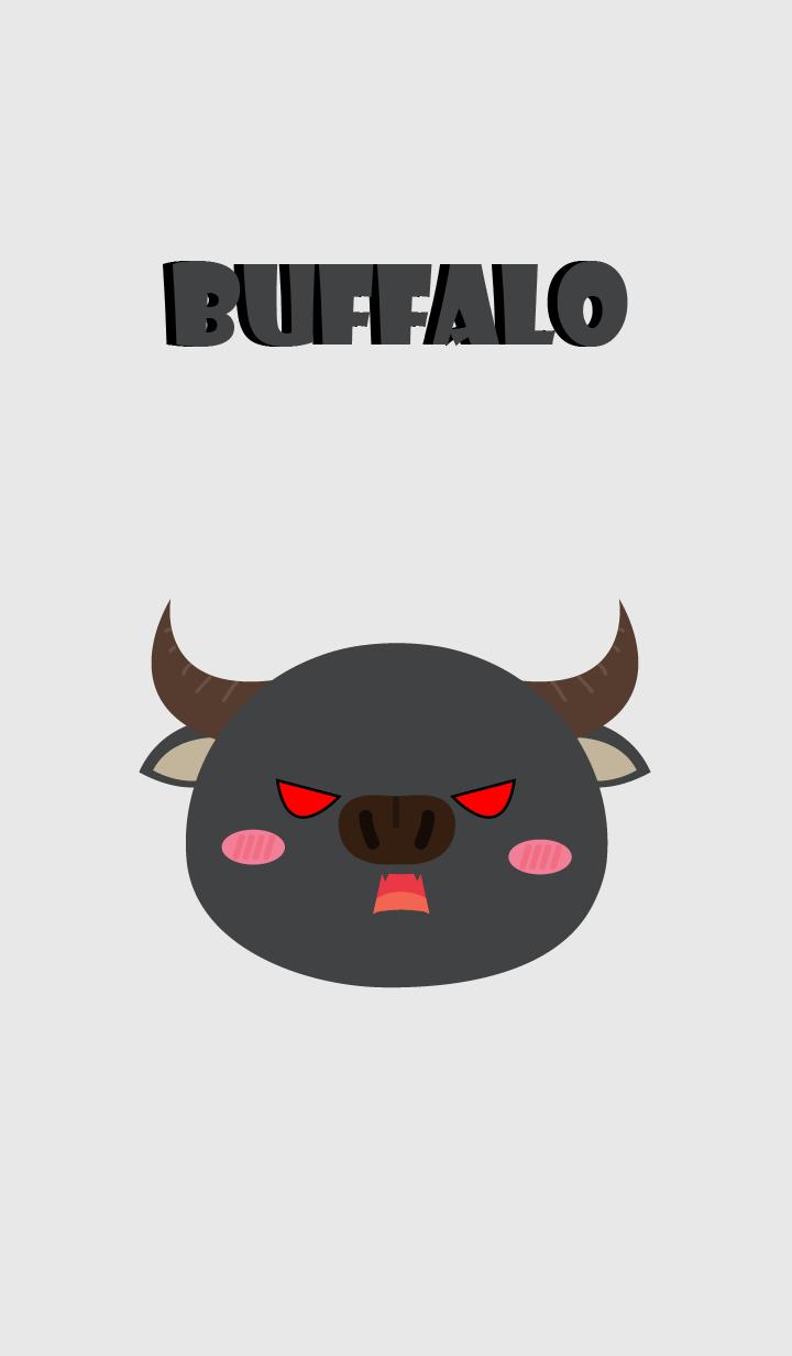 Love Simple Buffalo Theme