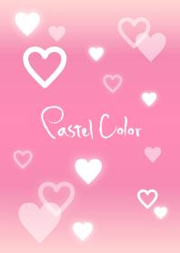 Pastel color - Heart-joc