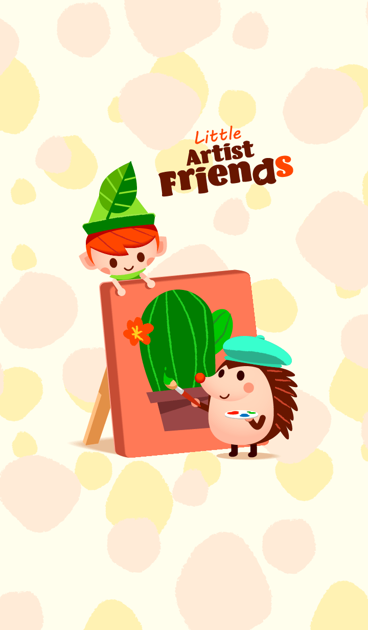 Little Artist Friends