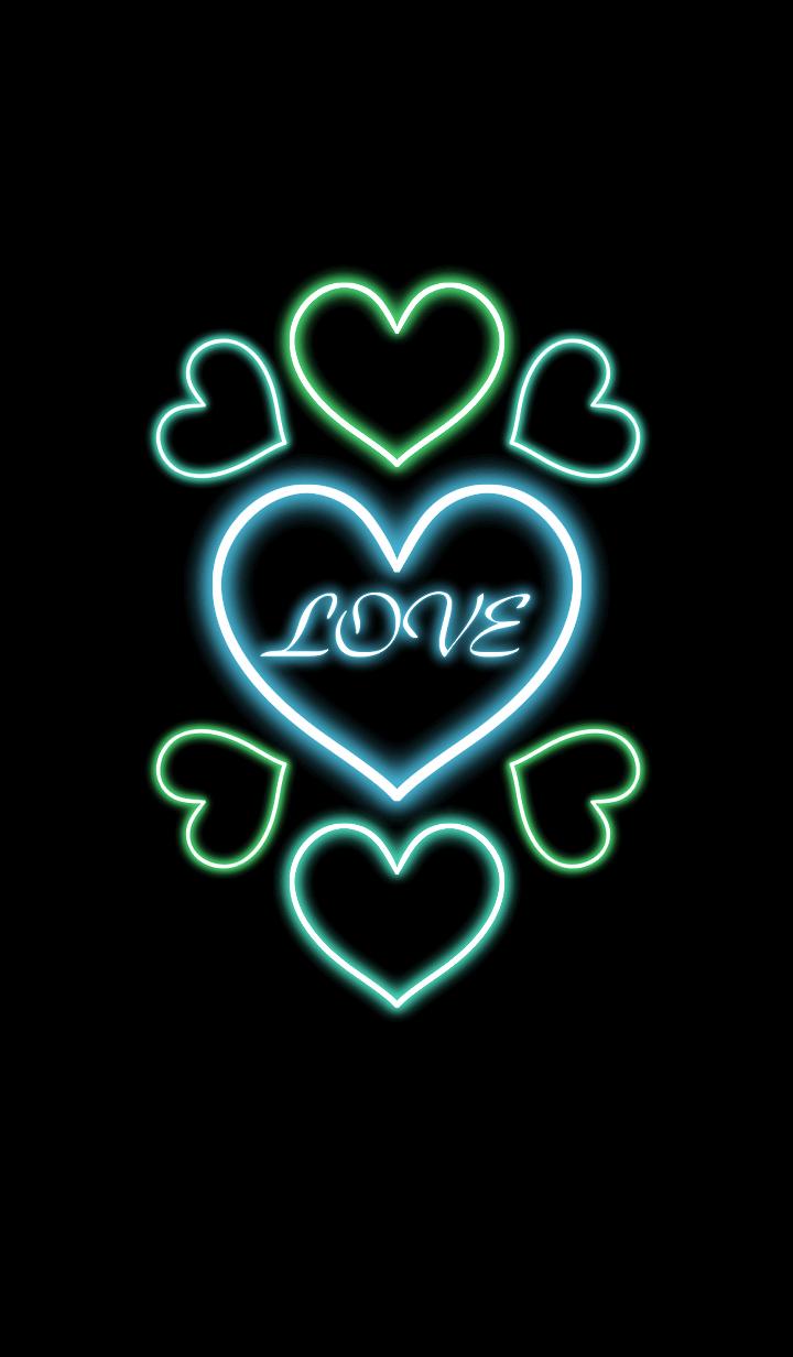 Prince Heart -Neon style-