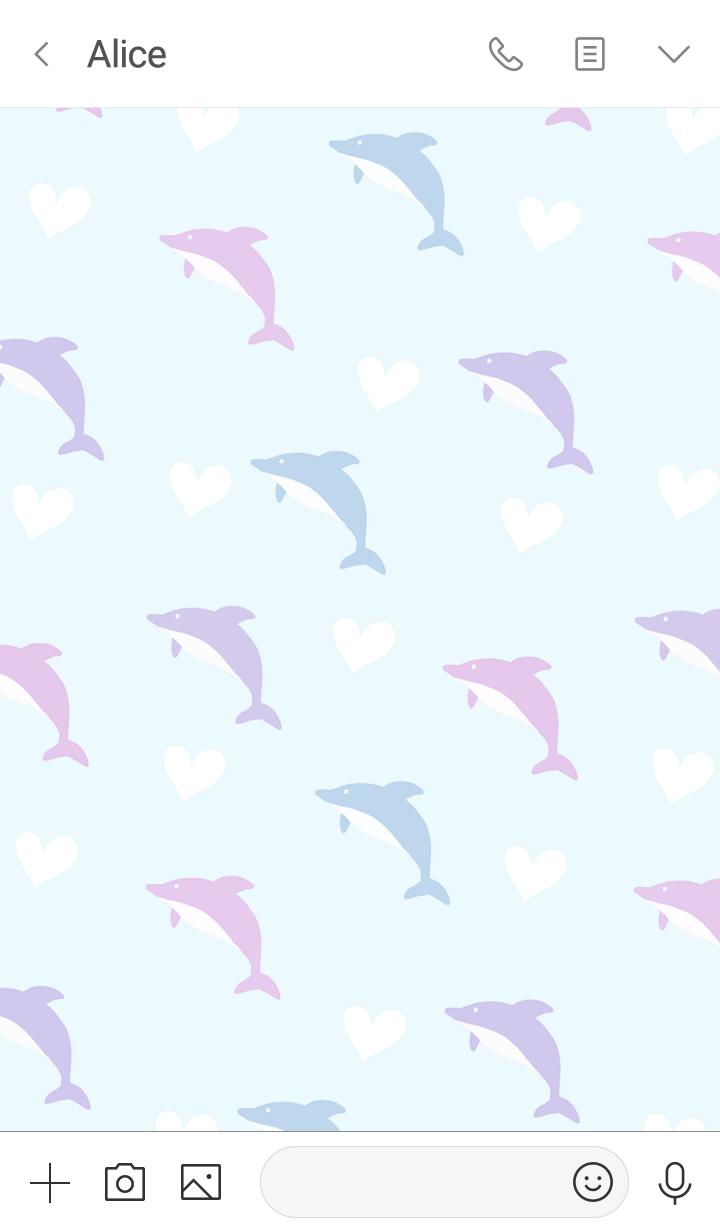 Cute dolphin4.