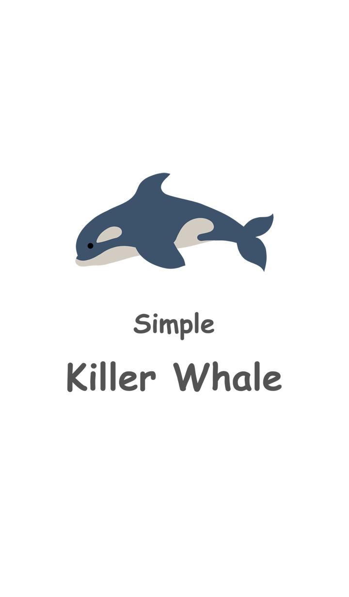 Minimal killer whale