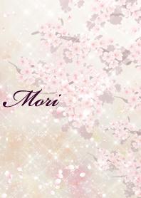 Mori Sakura Beautiful