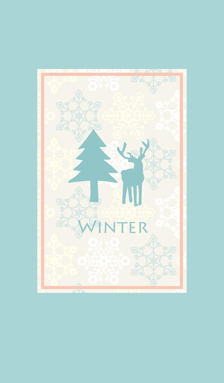 冬/藍 19