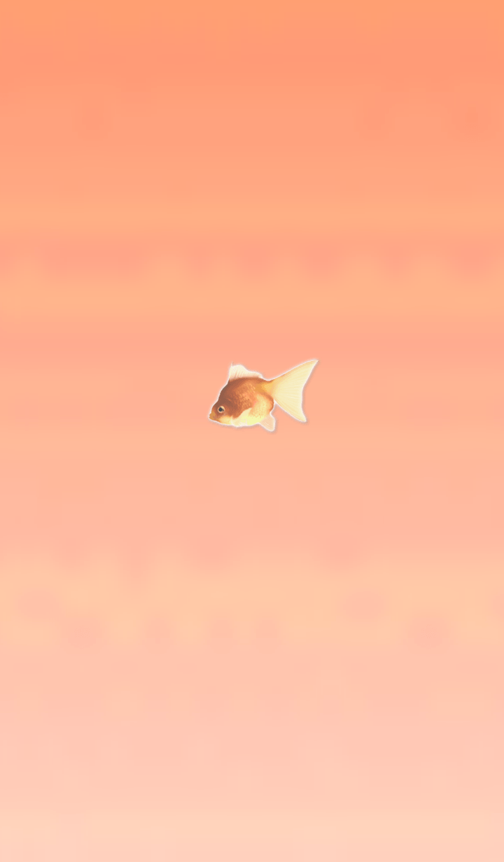 Lucky Goldfish Simple 1