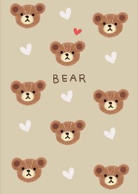 Bear very cute3.