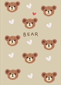 Bear very cute3.