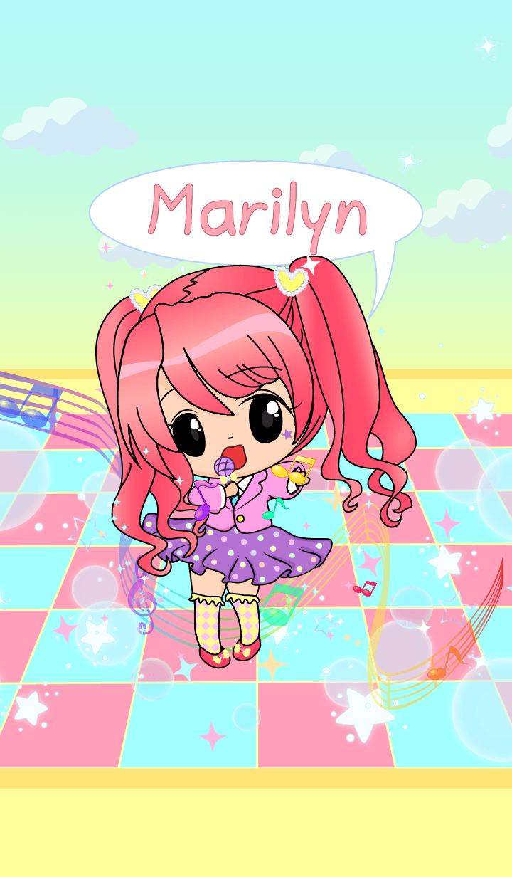 Marilyn - Sweet Idol