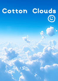Cotton Clouds from Japan