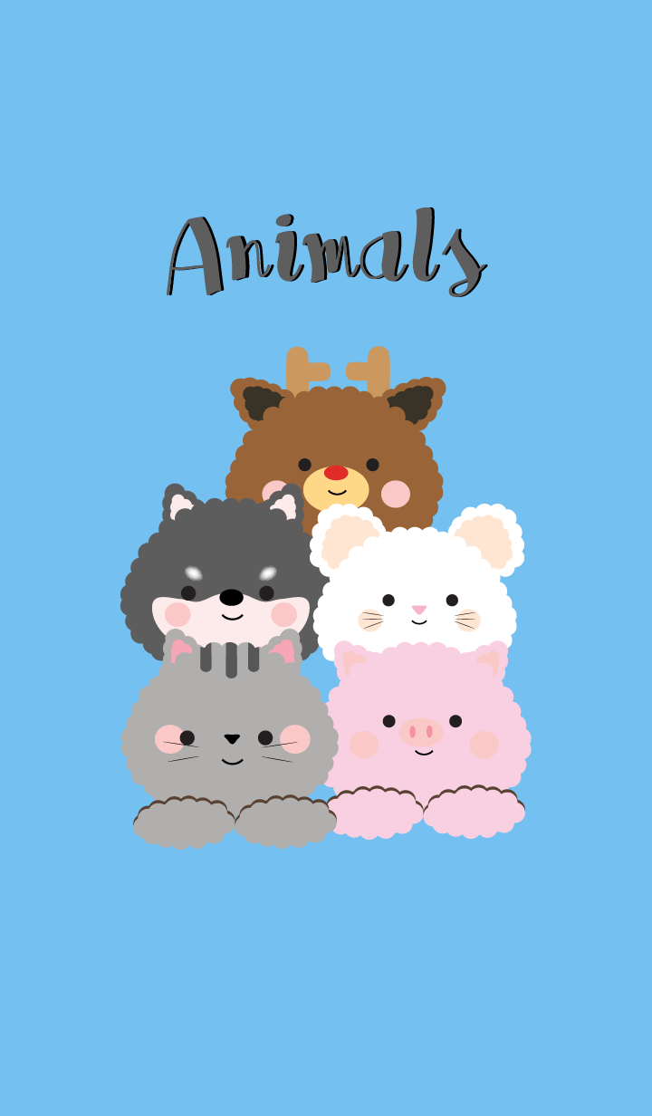 I'm Cute Animals5 (jp)