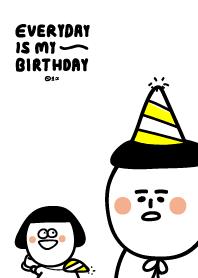 1G與珍妮 生日篇