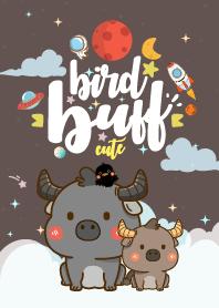 buffalo and Friend Dark Coco