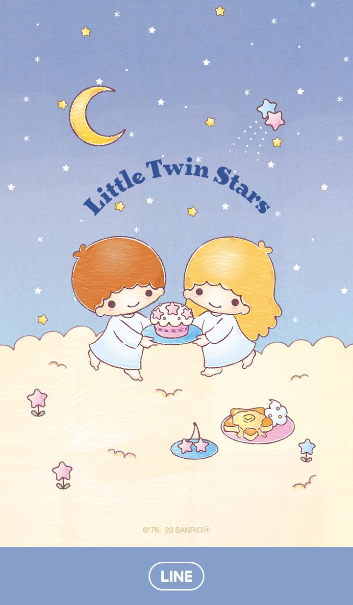 쌍둥이 별 키키와 라라: 원화