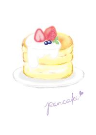 草莓煎餅:水彩畫 WV*