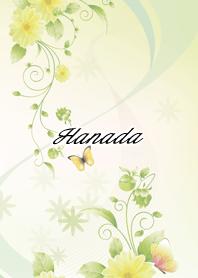 Hanada Butterflies & flowers