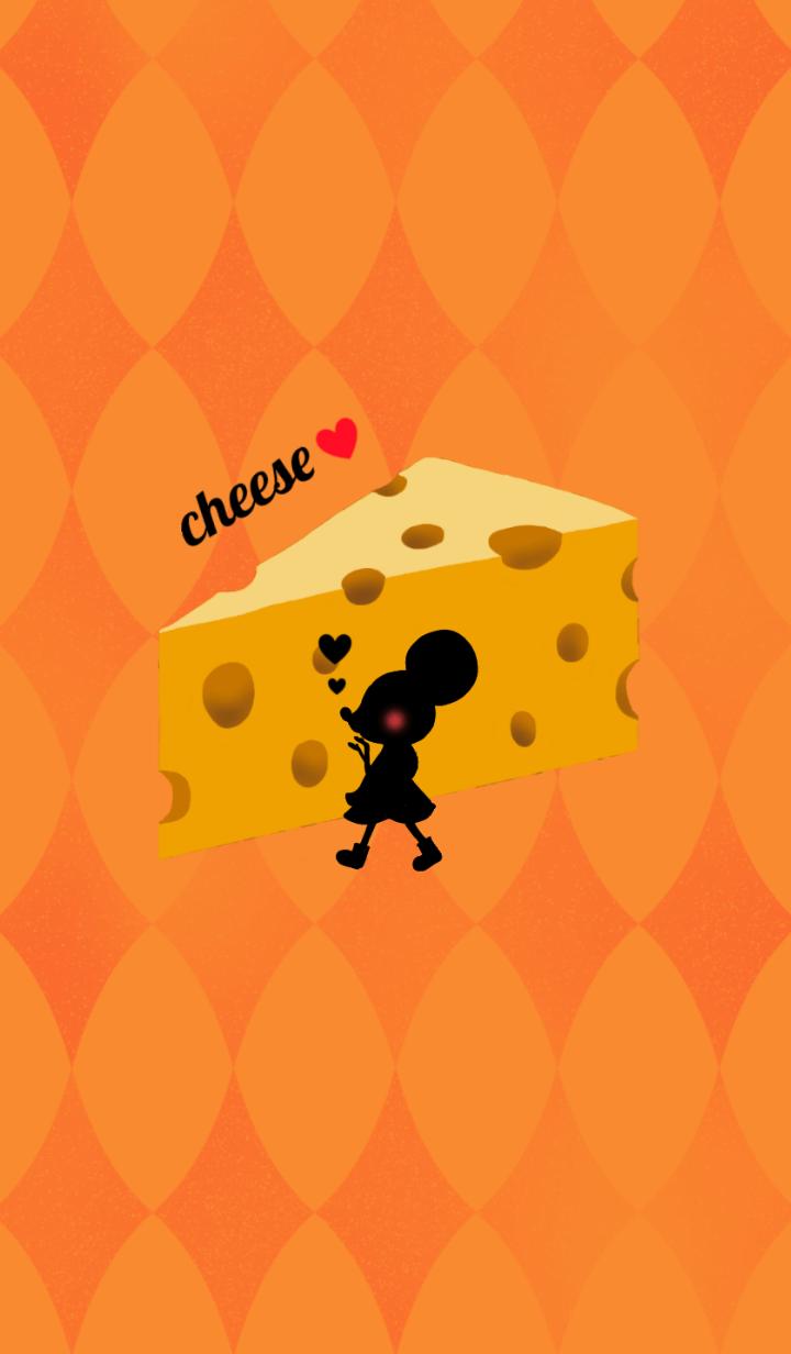 I love cheese ! *