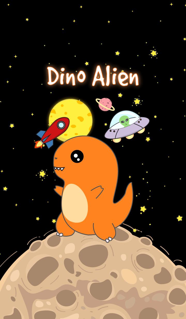 Dino Alien