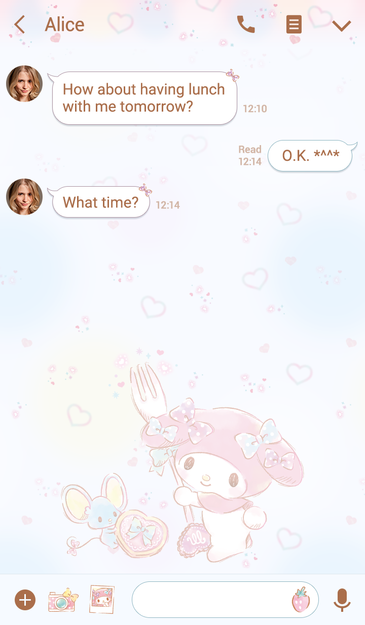 My Melody: Tea Time