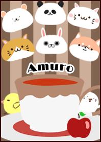 Amuro Scandinavian mocha style