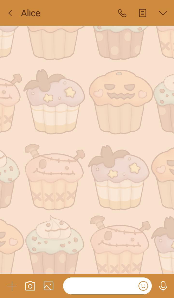 Seasonal sweets theme in Halloween2019
