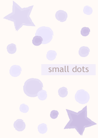 Small colorful dots 7