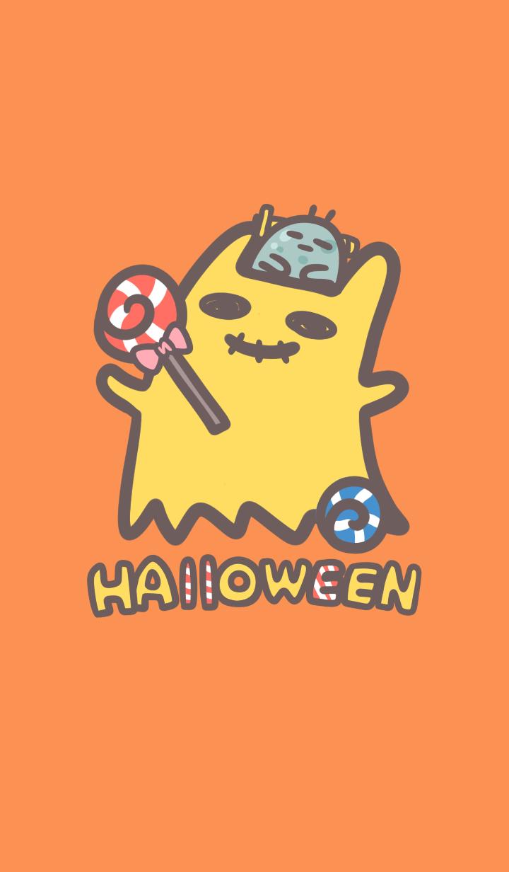 Meow x Moga - Halloween
