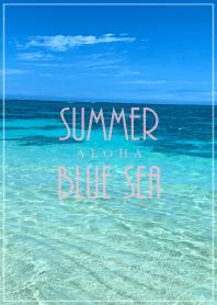 SUMMER BLUE SEA ALOHA 38.