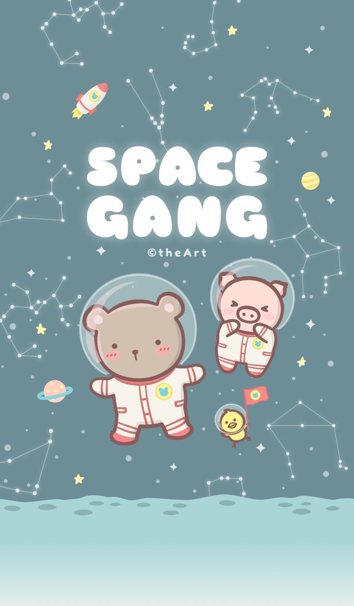 Space Gang