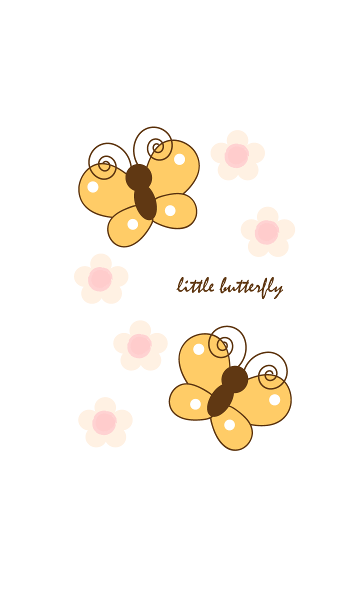 vintage butterfly theme 11