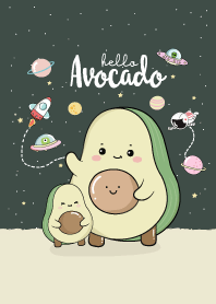 Hello! Avocado Space