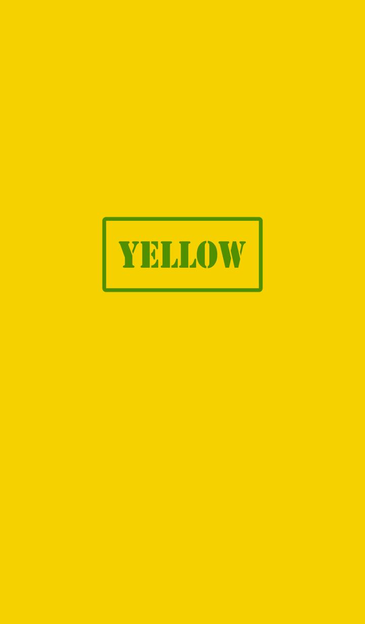 Simple Yellow No.2-5