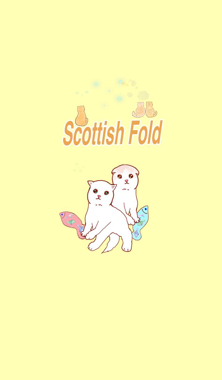 Hareruki of lovely scottishfold theme