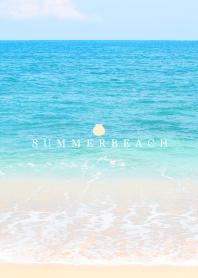 SUMMER BEACH -Shell- 3