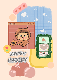 TS: Happy Chocky Theme