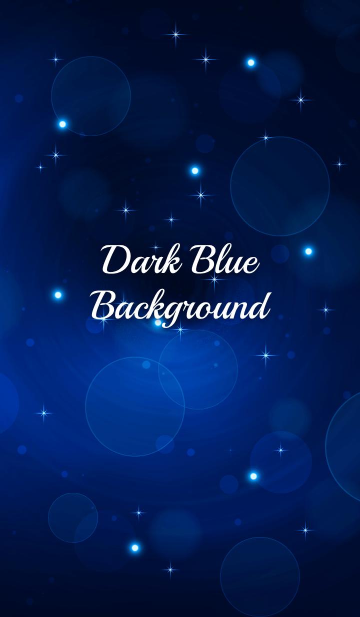 Dark Blue Background.