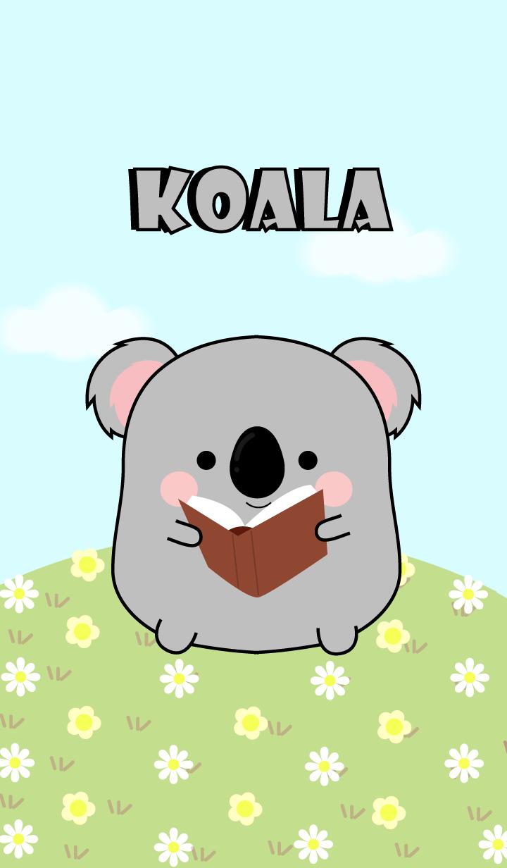 I'm Pretty Koala Theme