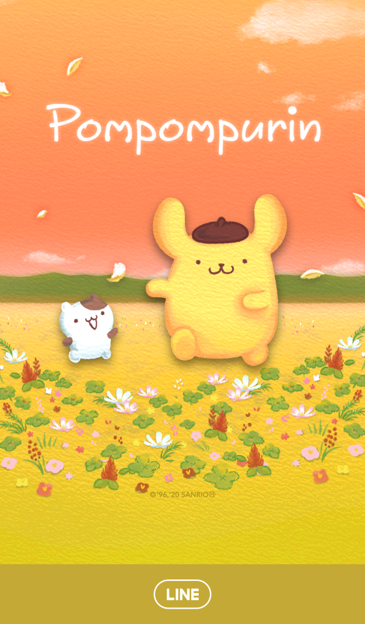 Pompompurin (Sunset)