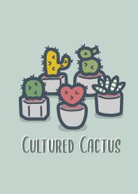 Cultured cactus 2 +