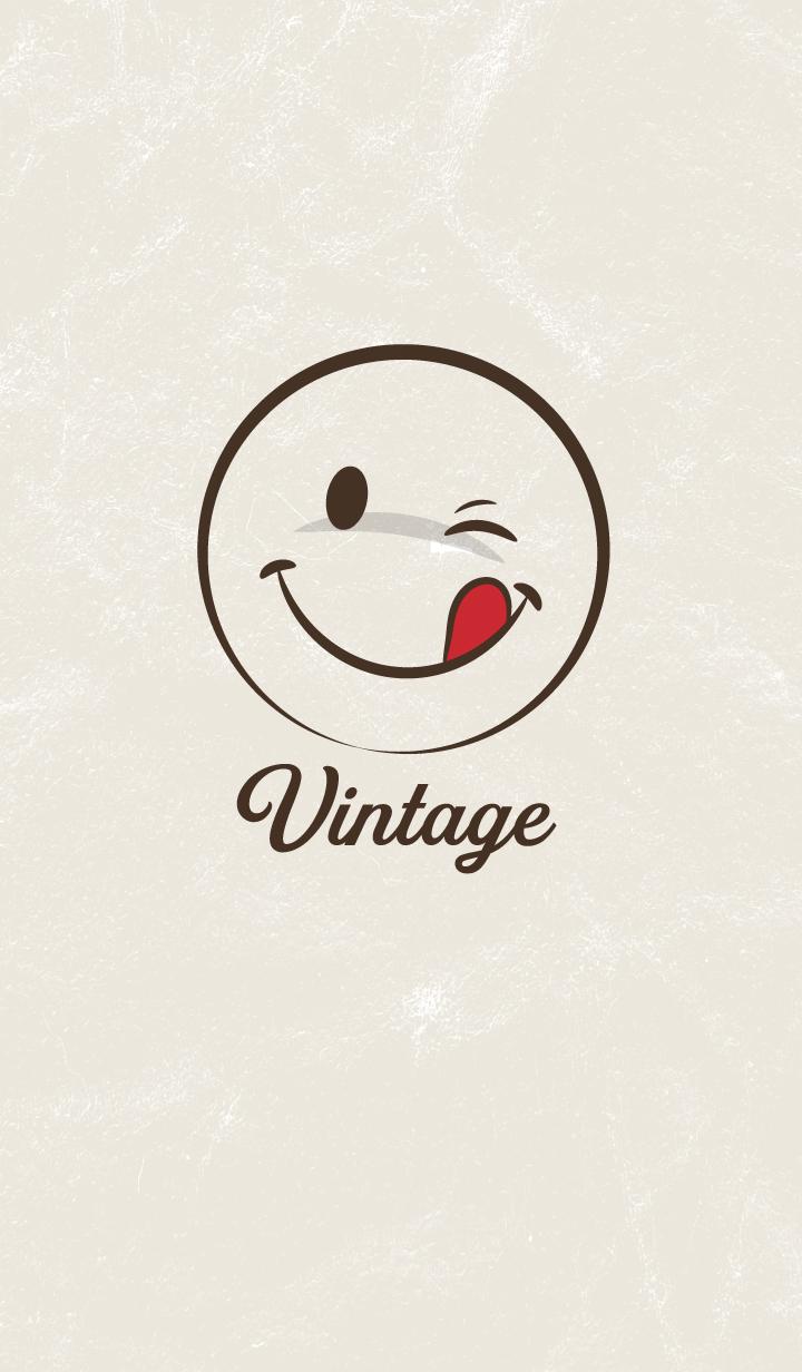Vintage Smile.