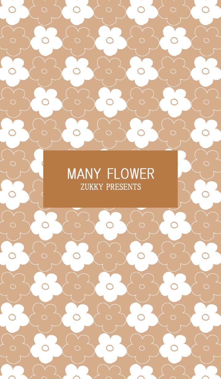 MANY FLOWER77