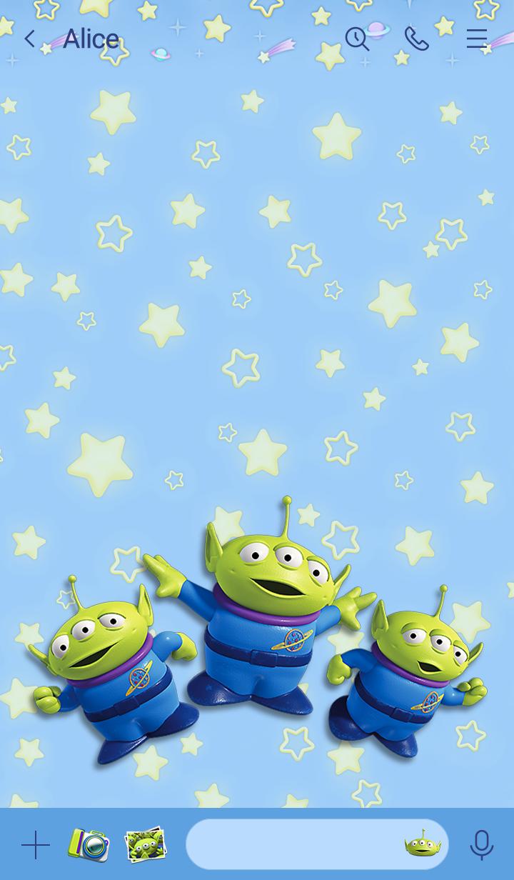 玩具总动员(星光闪闪外星人)