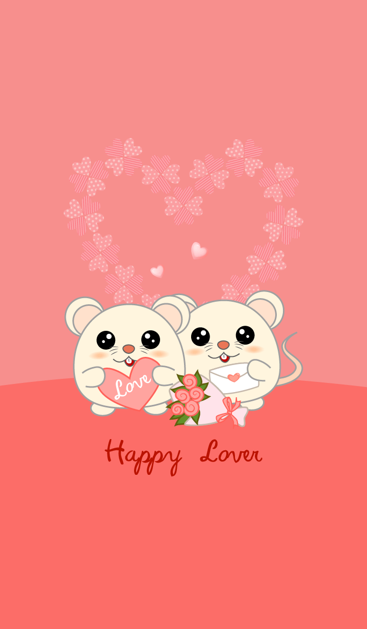 Happy Mouse Lover