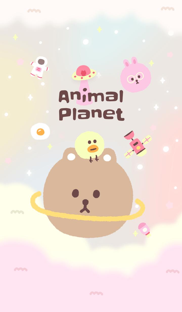 Animal Planet: Soft Cream Rainbow