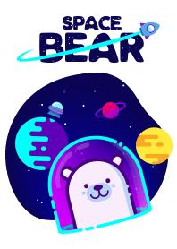 space bear adventure