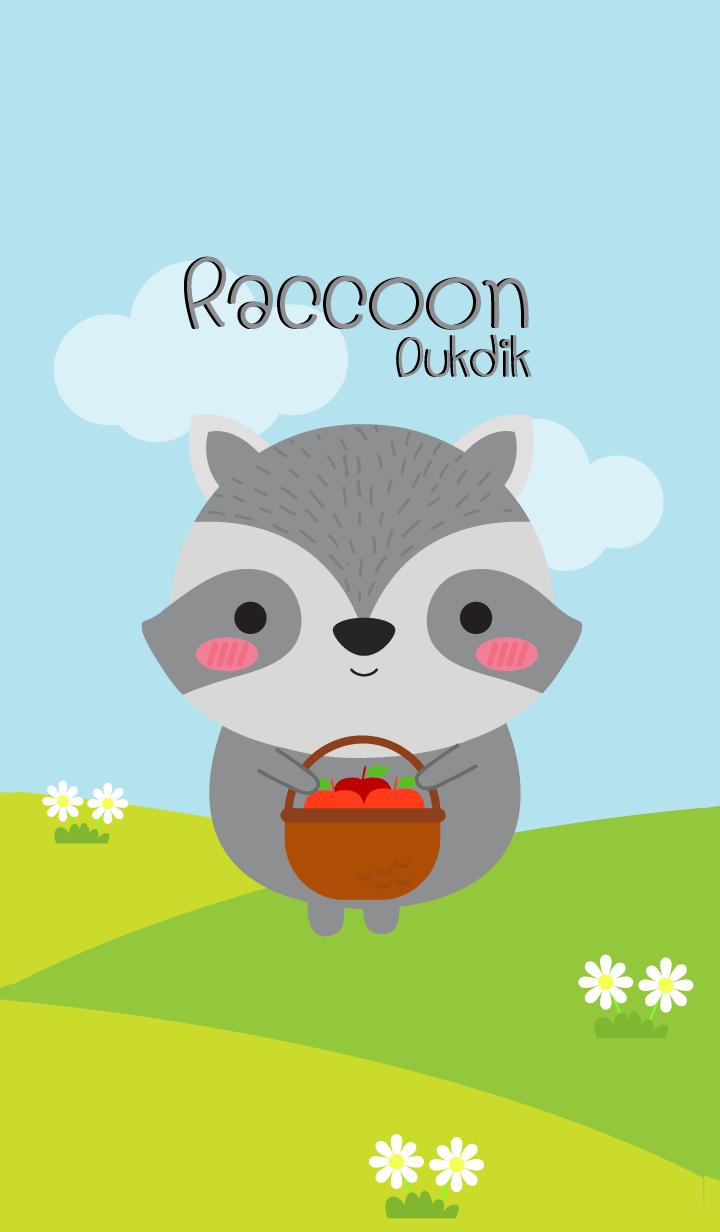 Lovely Raccoon Duk Dik Theme (jp)