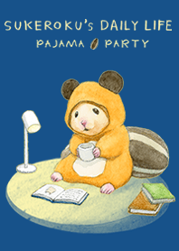 SUKEROKU NO NICHIJO -Pajama Party-
