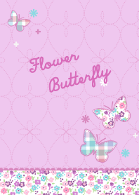 Flower butterfly - for World