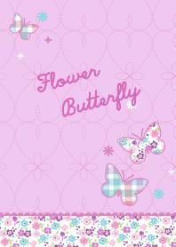 Flower butterfly - for World